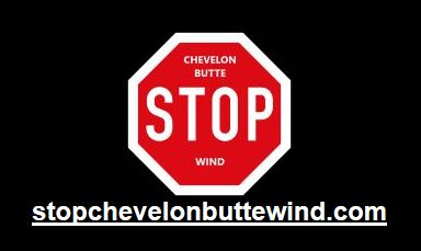 STOP Chevelon Butte Wind